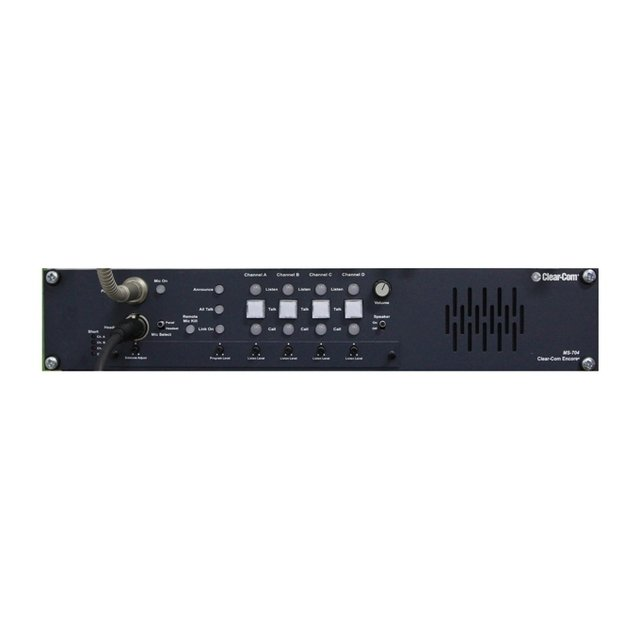 Deck Comms Master Unit- 4 Channel