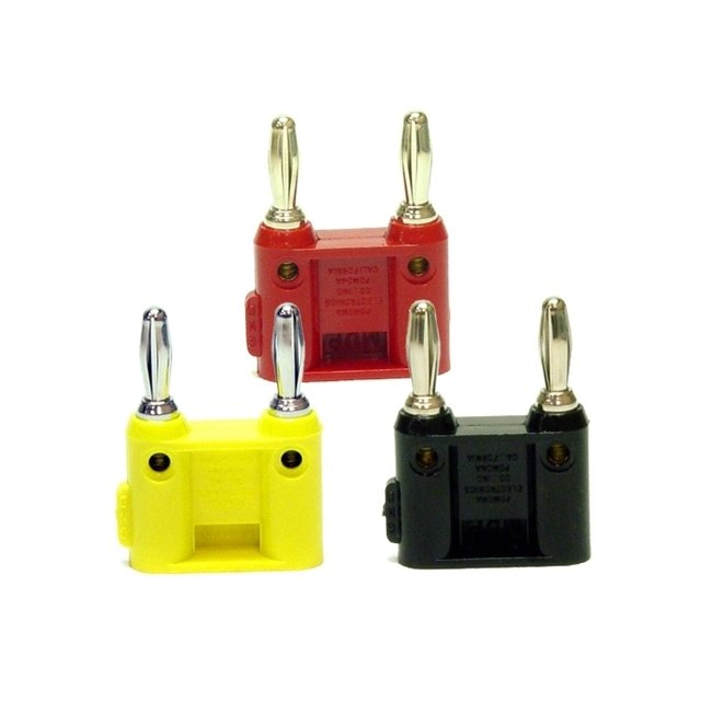Dual-Pin Banana Plugs