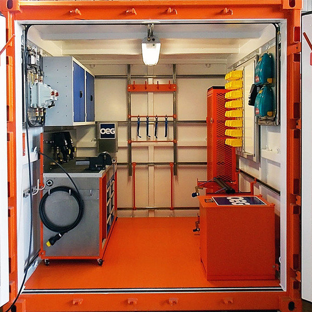 DNV 2.7-1 Offshore Containers