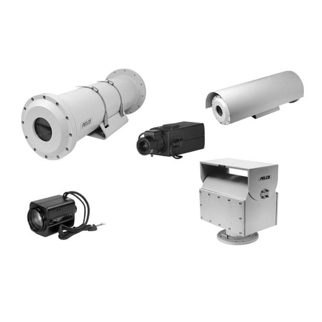OV-EXPT4 ALU Explosion Proof Pan and Tilt Camera
