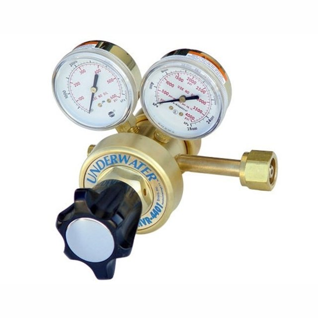 HVR 4401, Underwater Oxygen Regulator
