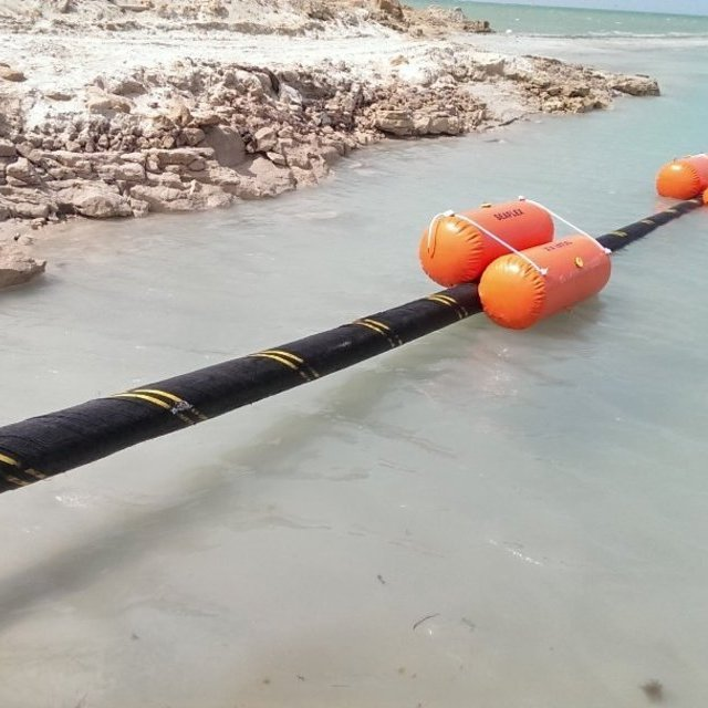 Dual Boom Cable Floats