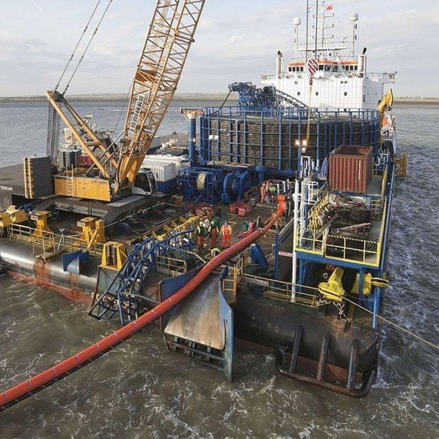 SeaSerpent for Cable Laying