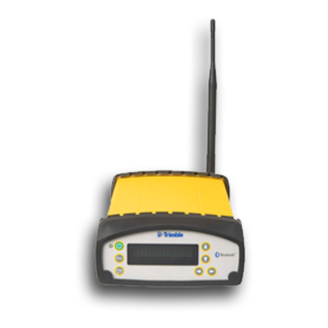 Trimble SPS852 and SPS855 GNSS Modular Receivers