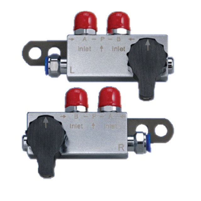 Bailout Gas Switch Valves