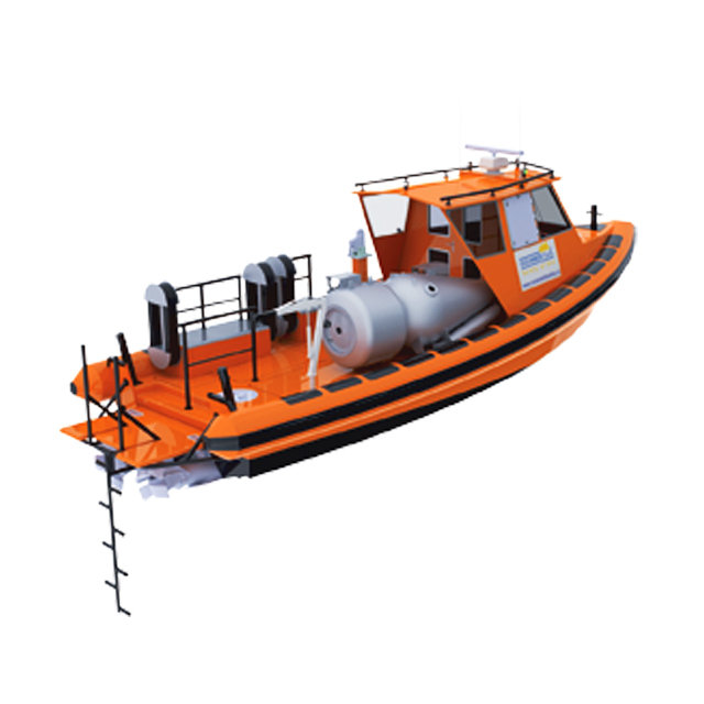 Fast Diving Support Craft