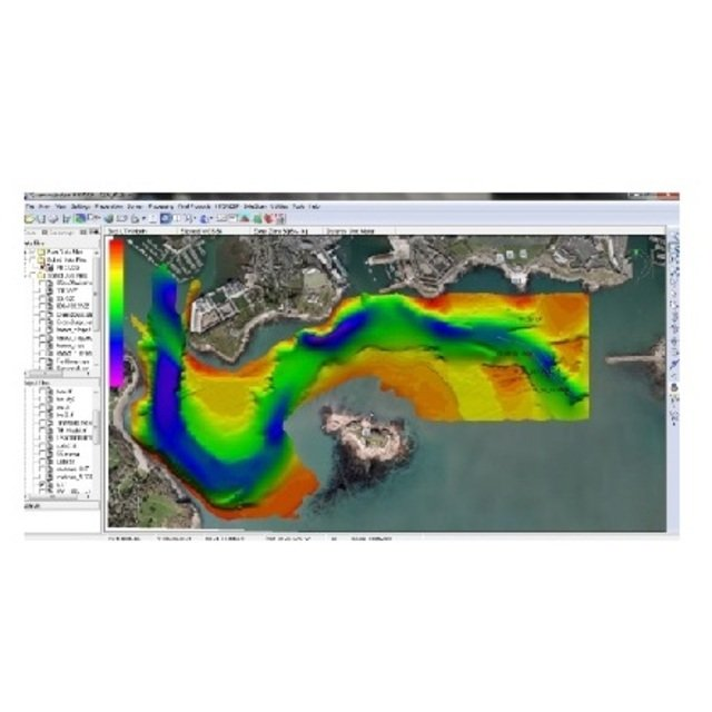 HYPACK Hydrographic Data Processing