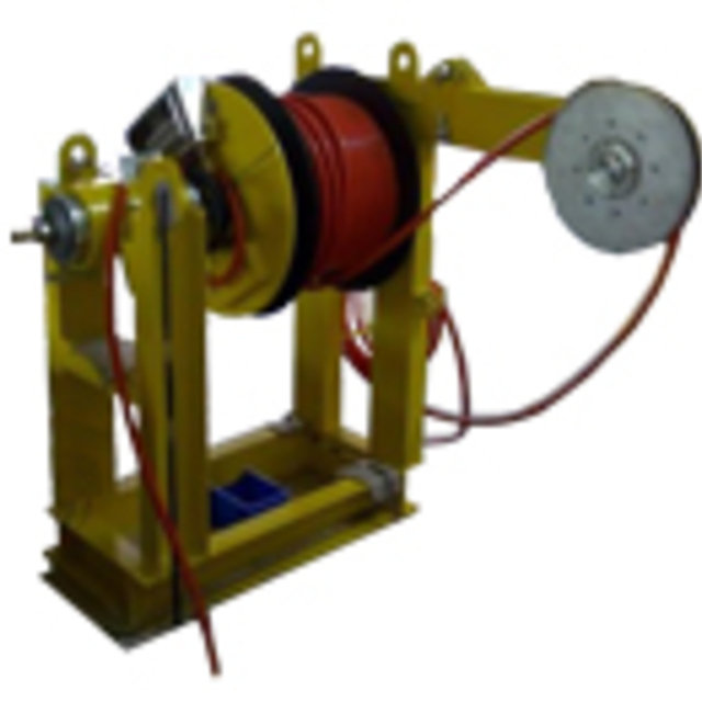 OV- HW4 Heavy Duty Hand Winch/Reel