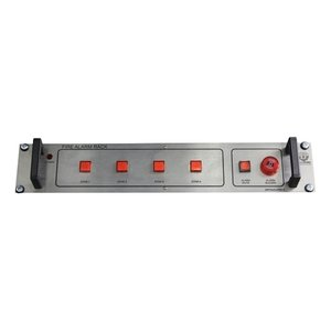 4-Zone Fire Alarm Rack
