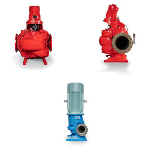 Centrifugal Pumps - Model CA