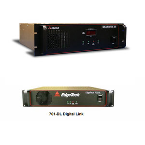 Edgetech 701DL and Starmux III Transceivers