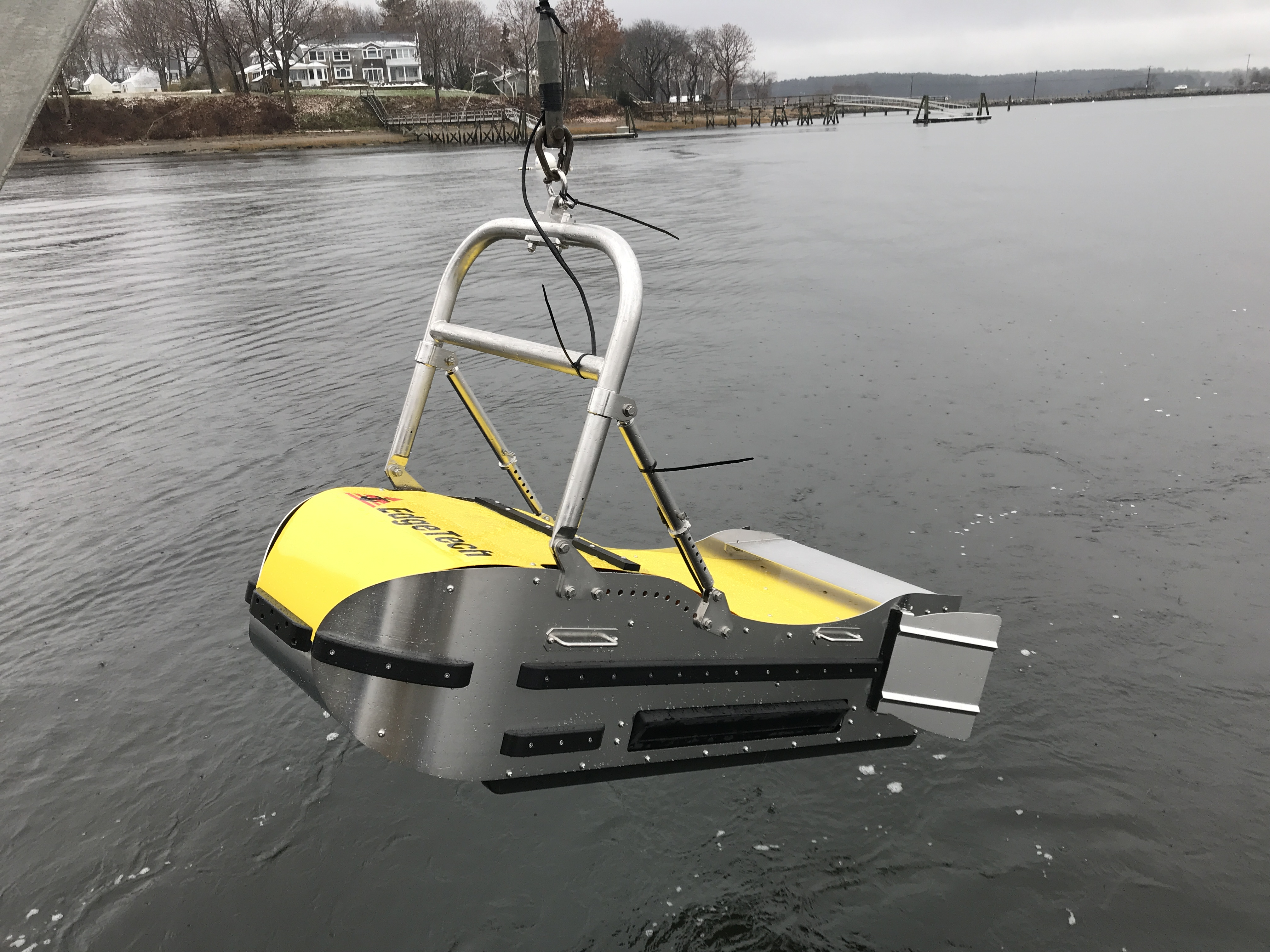 2300 Combined Side Scan Sonar, Bathymetry & Sub-bottom System