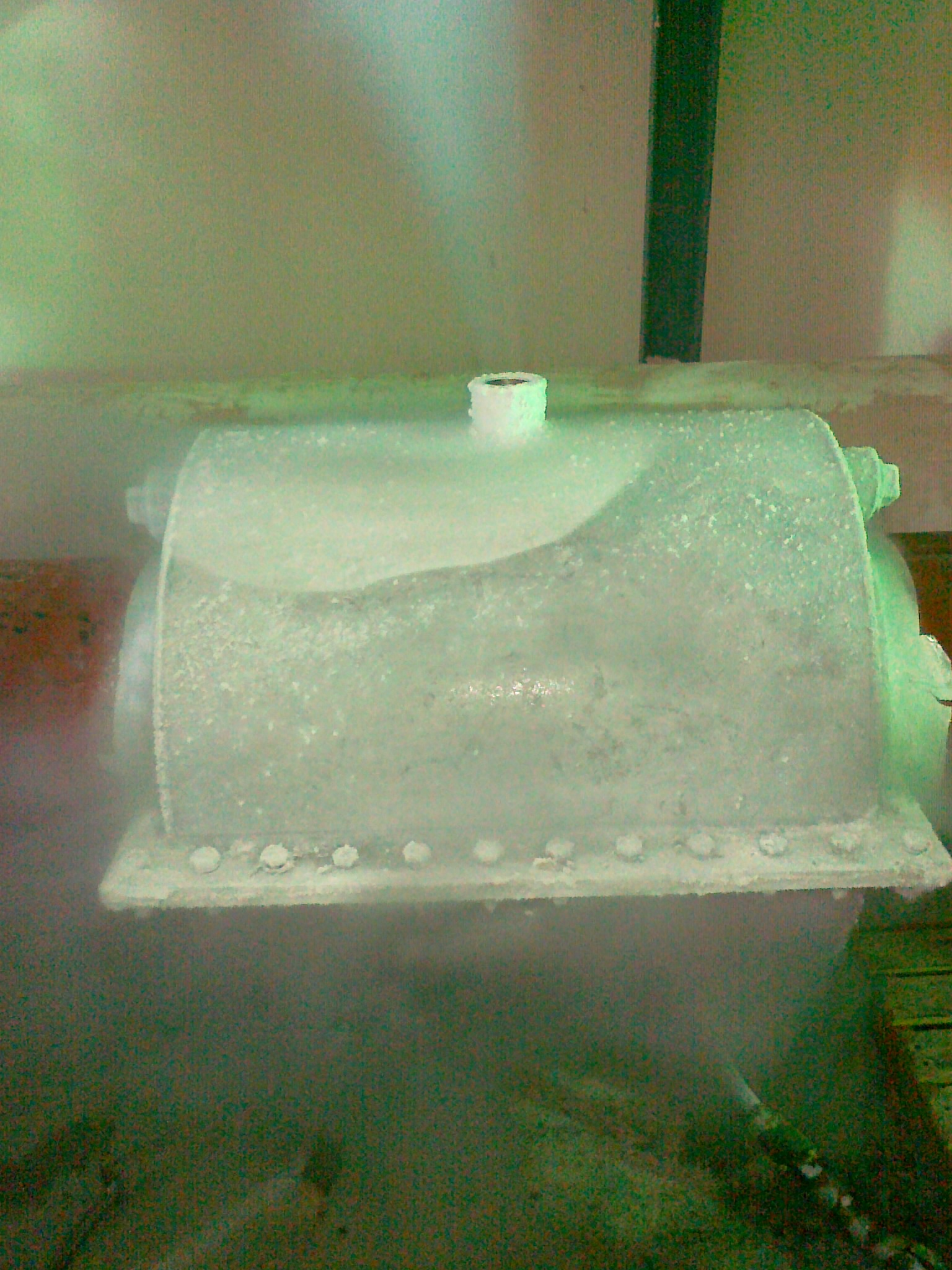 pipe freezing