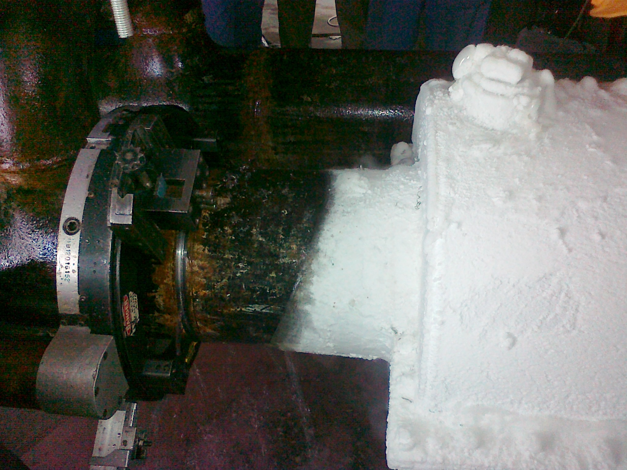 cold cutting pipefreezing